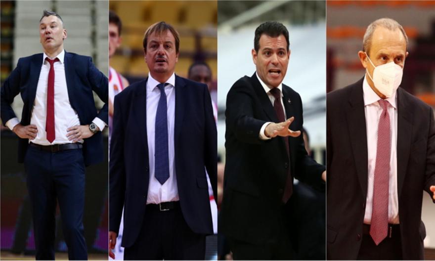 Poll: Μπάρτσα, Εφές, ΤΣΣΚΑ και Αρμάνι για F4