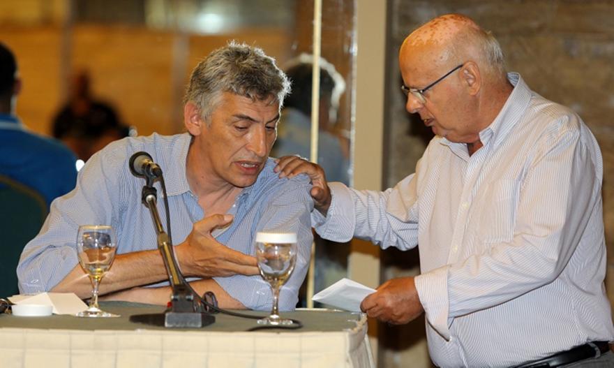Φασούλας: «Έκπτωτος ο Βασιλακόπουλος, όχι άλλη αναβολή»