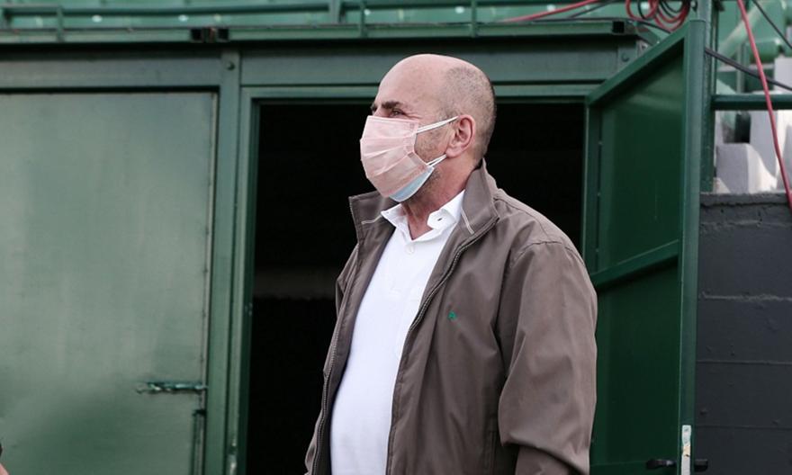 Αλαφούζος: Ζήτησε ξένους διαιτητές επιπέδου από Κλάτεμπεργκ