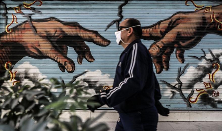 Χάρτης κορωνοϊού στην Ελλάδα: 1.383 κρούσματα σε Αττική