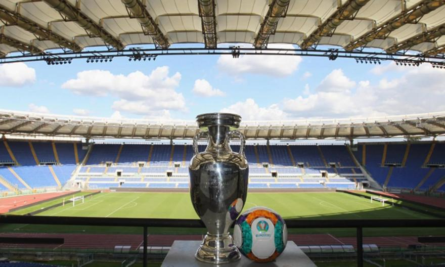 Euro: Με τουλάχιστον 25% πληρότητα οι αγώνες στη Ρώμη
