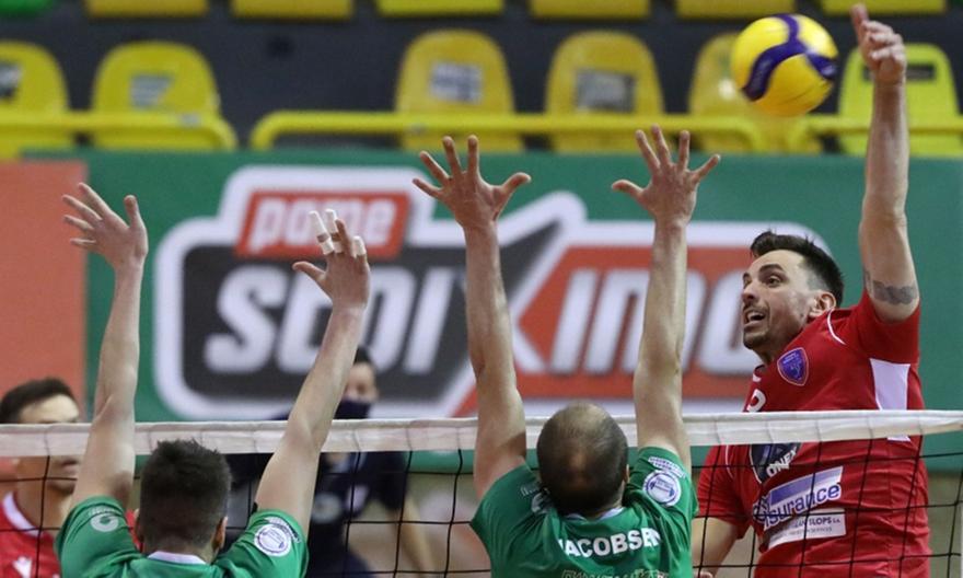 Παναθηναϊκός-Φοίνικας Σύρου: Τα highlights του ματς