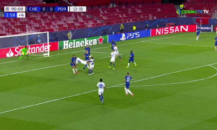 Τα highlights από τη νίκη της Πόρτο επί της Τσέλσι