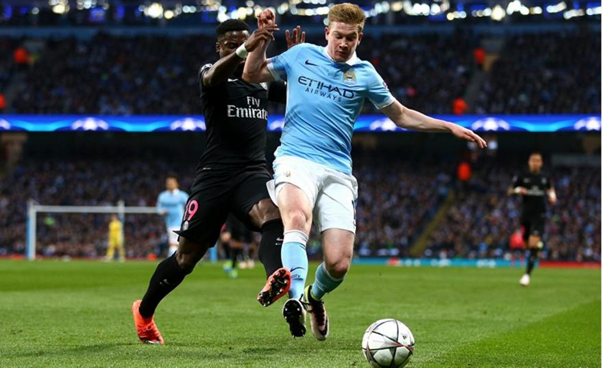 Champions League: Τιτανομαχία Παρί-Σίτι στα ημιτελικά