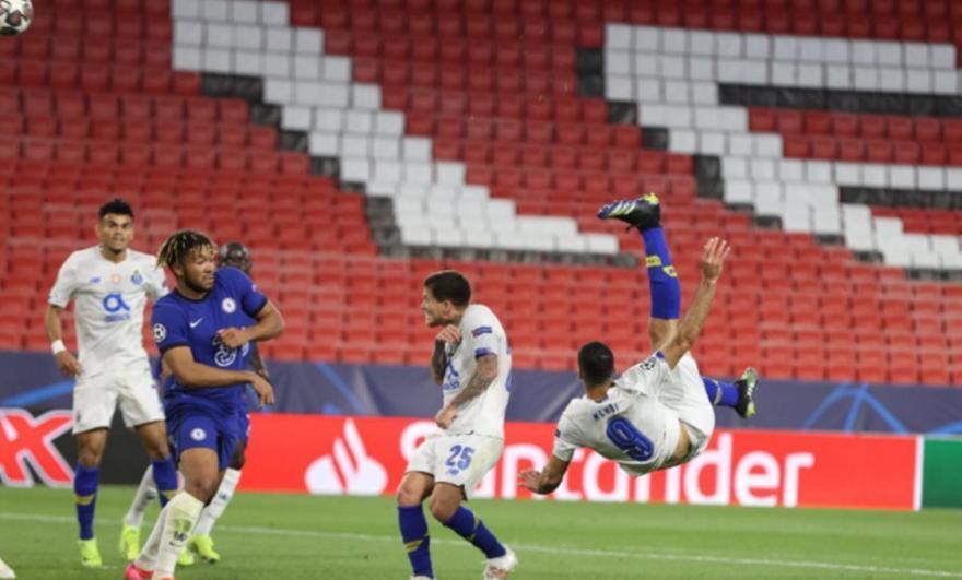 Tσέλσι-Πόρτο: Το γκολ της σεζόν με ψαλιδάκι ο Ταρεμί!