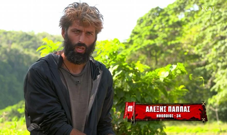 Survivor: Ο Αλέξης τα έβαλε και με τον Παύλο