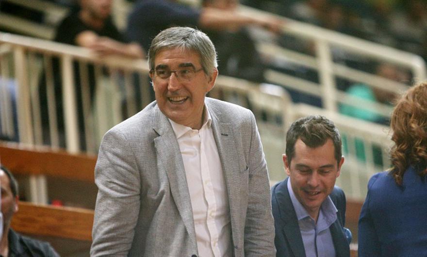 Ζέρβας: Ο Μπερτομέου στην πιο δύσκολη θέση της καριέρας του