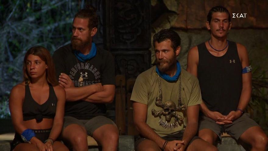 Survivor: Εντάσεις και κατηγορίες στο συμβούλιο του νησιού
