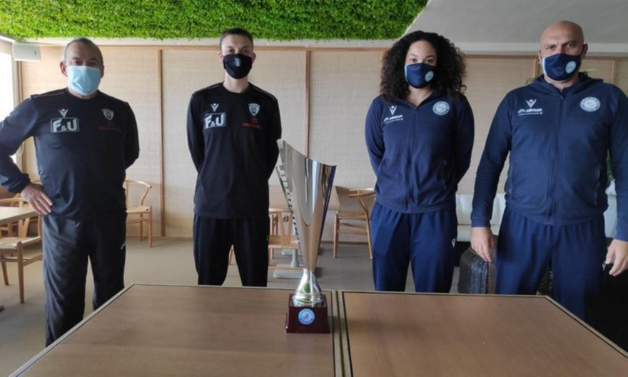 «Θέλουμε το Κύπελλο, να είναι γιορτή ο τελικός»
