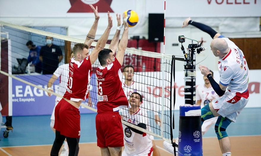 Ολυμπιακός-Φοίνικας Σύρου: Τα highlights ματς