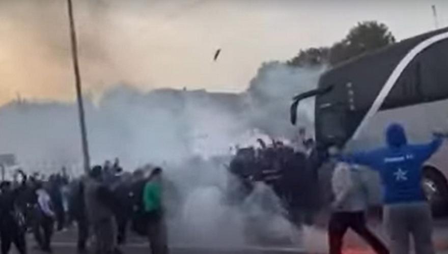 Ιωνικός: Υποδοχή της αποστολής στη Νίκαια