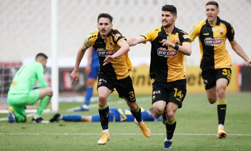 ΑΕΚ-Αστέρας Τρίπολης 3-1