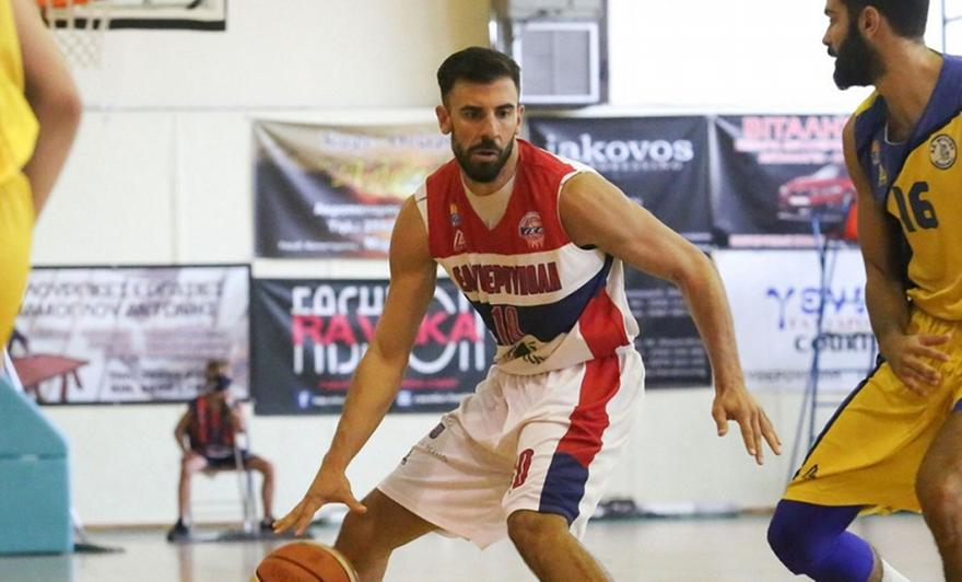 Α2 Ανδρών: MVP της αγωνιστικής ο Δημάκος