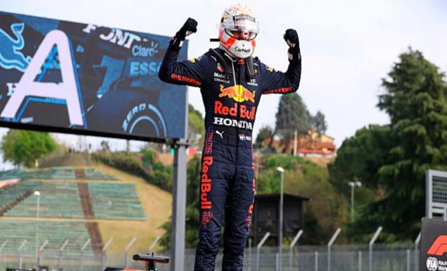 Formula 1 Ίμολα: Πρωτιά για τον Φερστάπεν