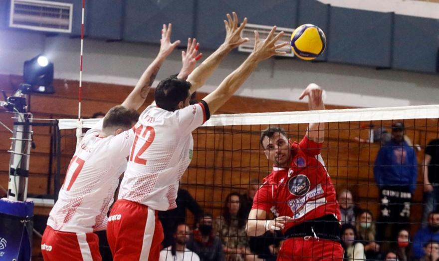 Φίλιππος Βέροιας-Φοίνικας Σύρου: Τα highlights του ματς