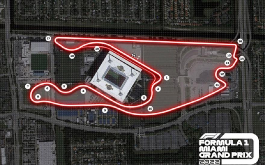 Στο καλεντάρι της Formula 1 από το 2022 το Μαϊάμι