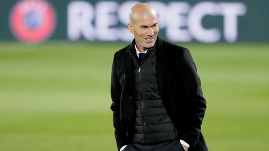 Ζιντάν: «Δεν είμαι και ο καλύτερος προπονητής»