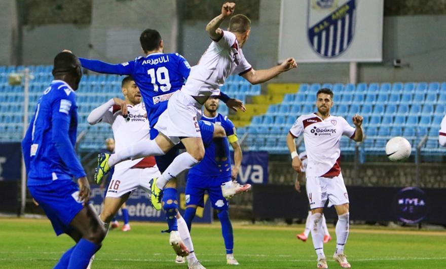 Super League 1: Κομβικό ματς το Λαμία-ΑΕΛ