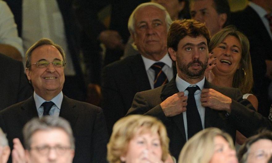 Πέρεθ-Ανιέλι: Οι πρώτες τους δηλώσεις για τη Super League