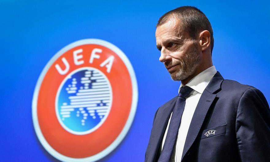 UEFA: Αποκλεισμός σε όσους συμμετέχουν στη Super League