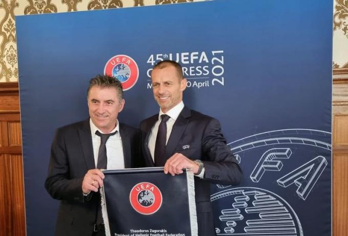 Ζαγοράκης: Αντίθετος με τη Εuropean Super League