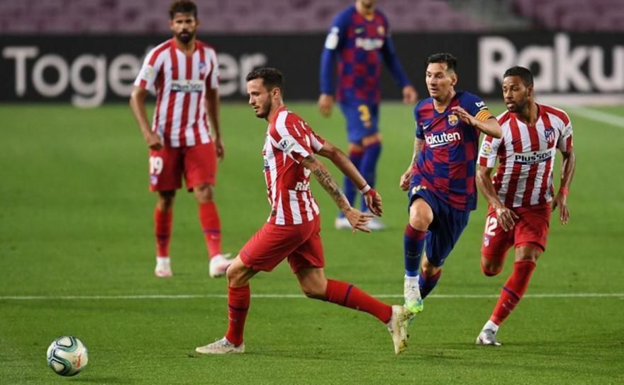 European Super League: Μπαρτσελόνα-Ατλέτικο προς αποχώρηση!