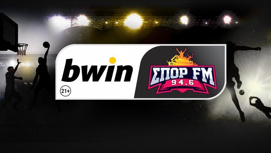 Ο Τάσος Νικολογιάννης επιστρέφει στον bwinΣΠΟΡ FM!