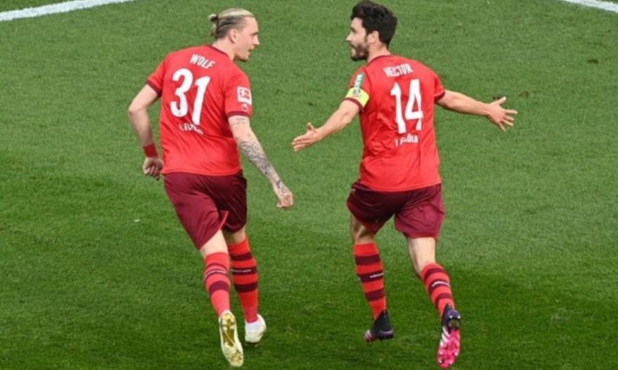 Κολωνία-Λειψία 2-1