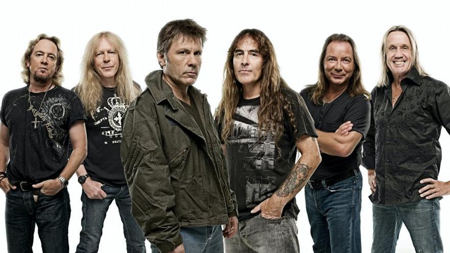 Οι Iron Maiden στην Ελλάδα τον Ιούλιο του 2022