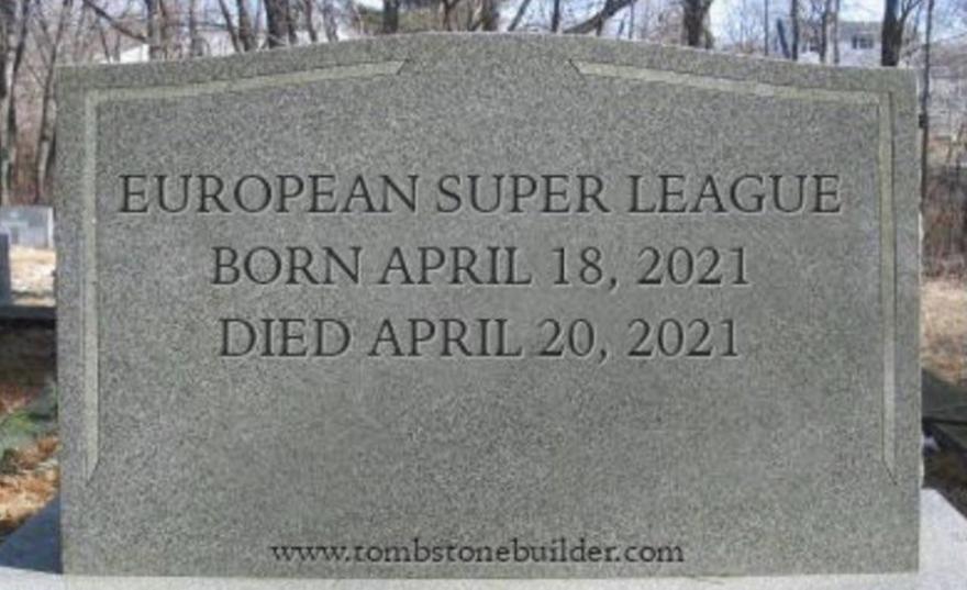 ESL: Το tweet του Κάραγκερ με την ESL στον..τάφο