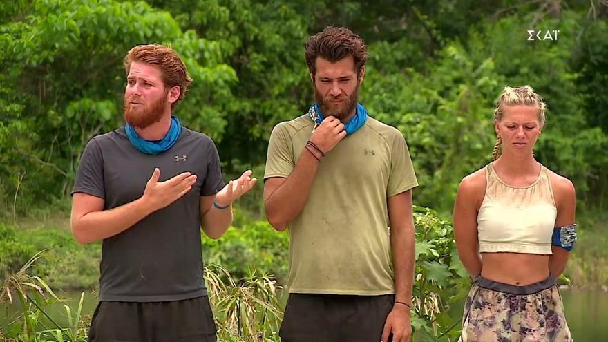 Survivor: Δέχτηκε την πρόκληση του Αλέξη ο Τζέιμς
