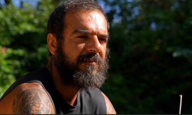 Survivor: Υποψήφιος για 8η φόρα ο Τριαντάφυλλος