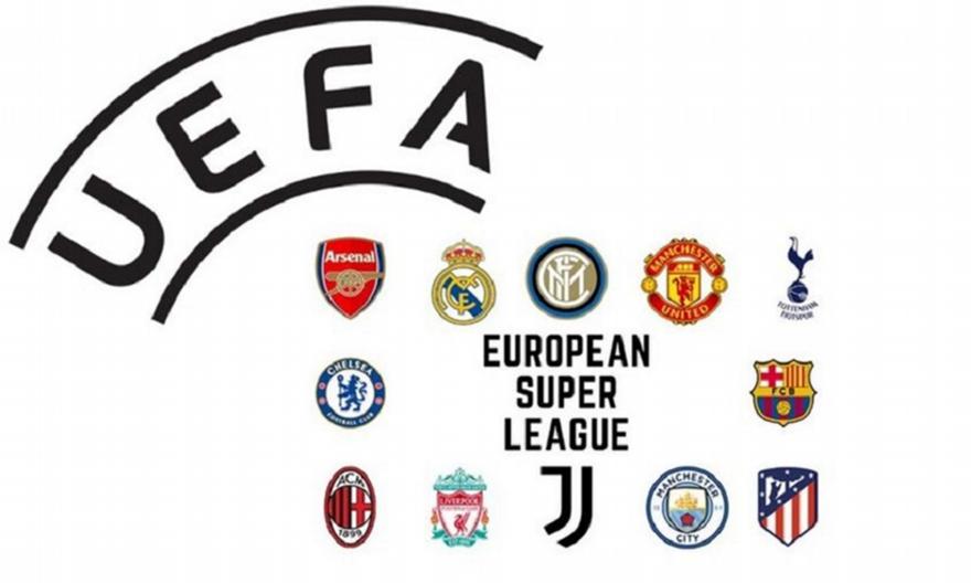 European Super League: Δεν μπορούν να τιμωρηθούν οι ομάδες!