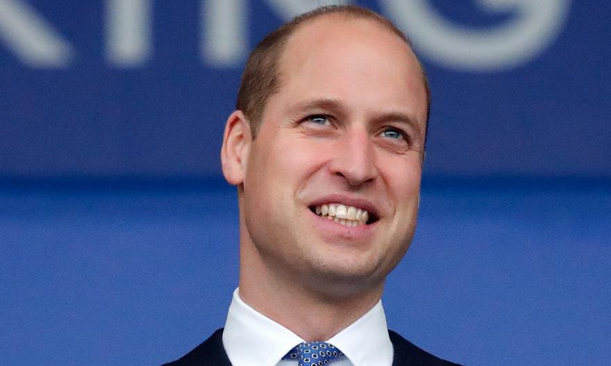 Πρίγκιπας Γουίλιαμ: «Να προστατεύσουμε το ποδόσφαιρο»