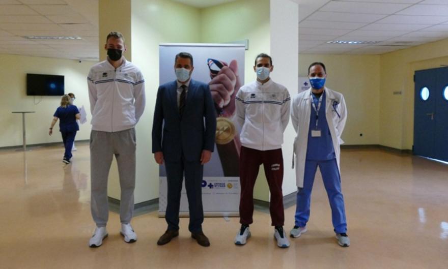 Τρία φιλικά με Ρουμανία θα δώσει η Εθνική βόλεϊ ανδρών