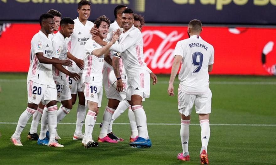 Κάντιθ-Ρεάλ Μαδρίτης 0-3