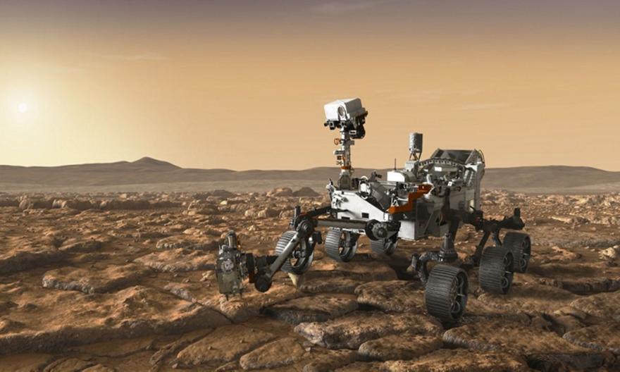 Perseverance: Παρήγαγε για πρώτη φορά οξυγόνο στον Άρη!