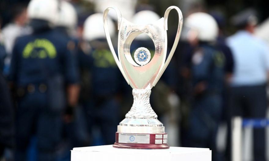Ημιτελικοί Κυπέλλου: Πότε θα γίνουν οι ρεβάνς
