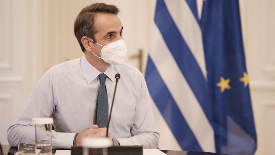 Μητσοτάκης: Δείτε όσα ανέφερε ο πρωθυπουργός