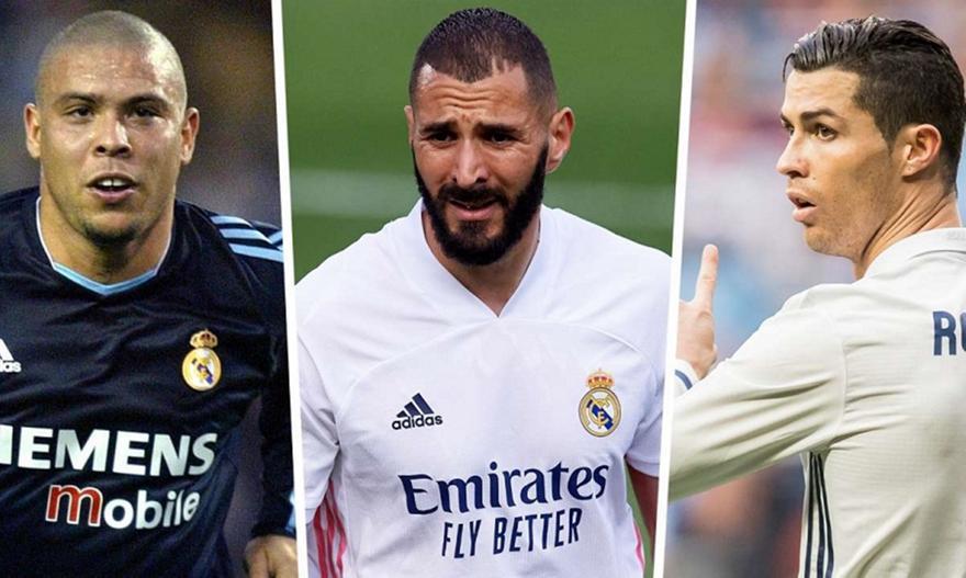 Μπενζεμά: Πέτυχε 20+ γκολ στη La Liga για 3η σερί σεζόν