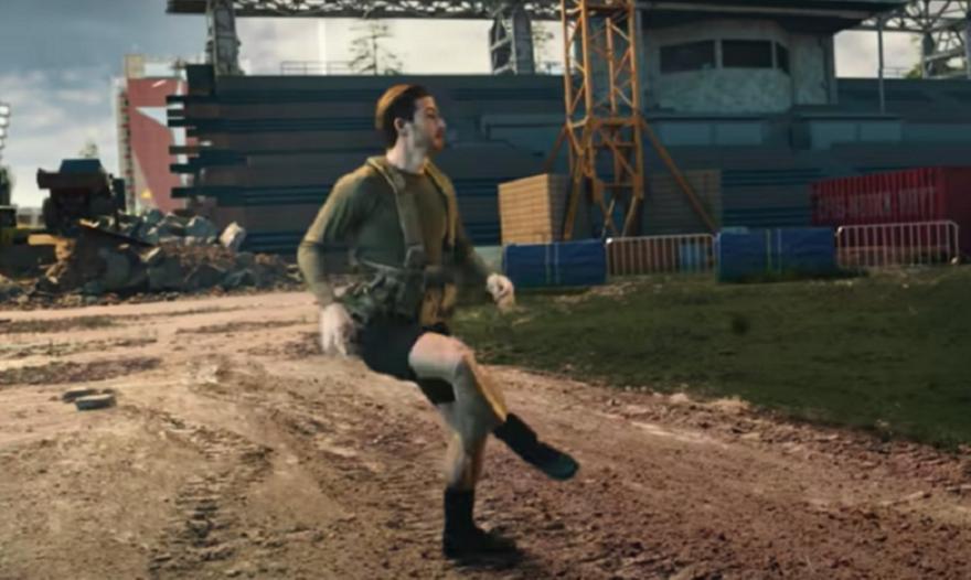 Γκρίλις και Σρέντερ στο trailer του νέου Call of Duty