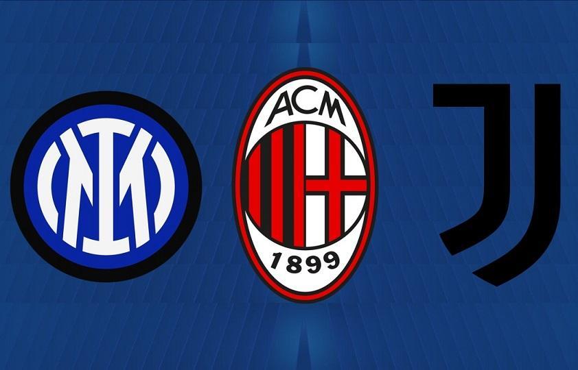 Serie A: Επιστολή για Γιουβέντους, Ίντερ και Μίλαν