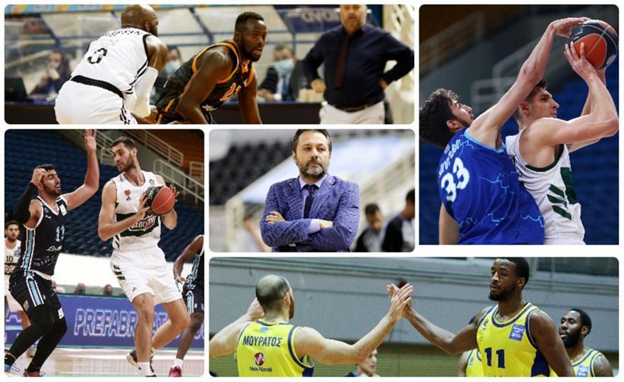 Basket League: Τα δικά μας βραβεία