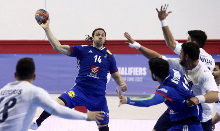 Εθνική χάντμπολ-Γαλλία 31-40