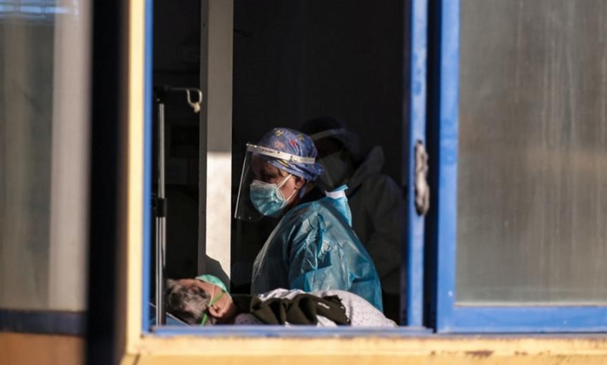 Κορωνοϊός-Ελλάδα: 3313 νέα κρούσματα-92 νεκροί