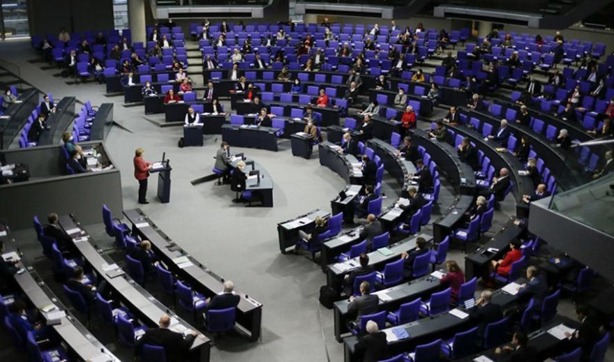 Bundestag:Πρώτη φορά μειώνονται οι βουλευτικές αποζημιώσεις