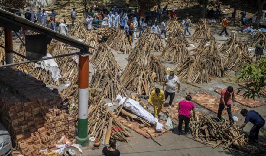 Ινδία: Ισχυρός σεισμός 6,2R και αναφορές για θύματα