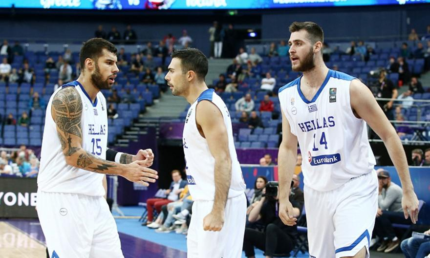 Ευρωμπάσκετ: Βατός όμιλος με δύσκολη συνέχεια για Εθνική