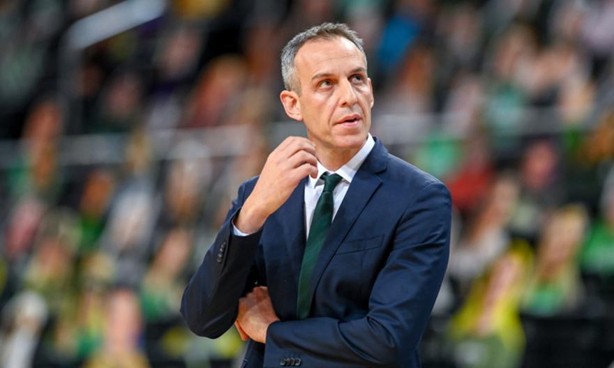 Κάτας: «Δεν γνωρίζω αν θα είμαι στο Ευρωμπάσκετ»