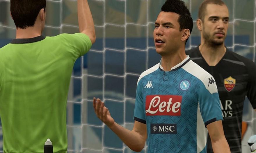 Νάπολι: Βαπτίζεται για το FIFA 23!